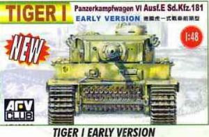AF48002 Tiger I Early Version
